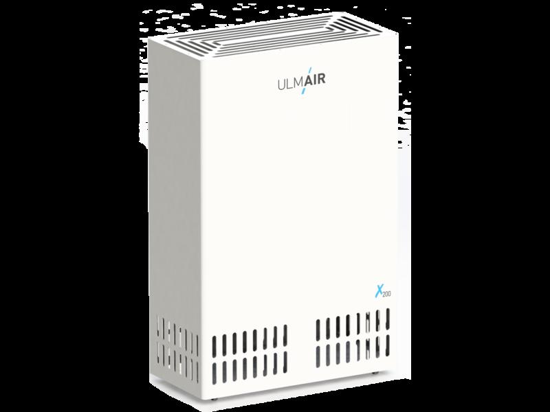 Mobiles Luftreinigungsgerät ULMAIR X200