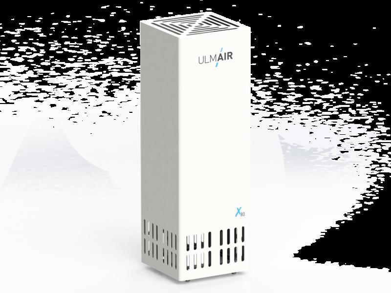 Mobiles Luftreinigungsgerät ULMAIR X80