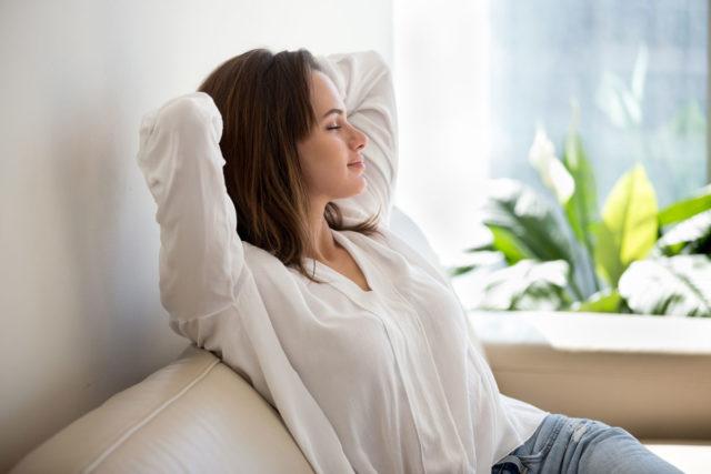 Entspannt durchatmen